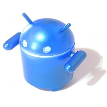 Caixa de Som Formato Android