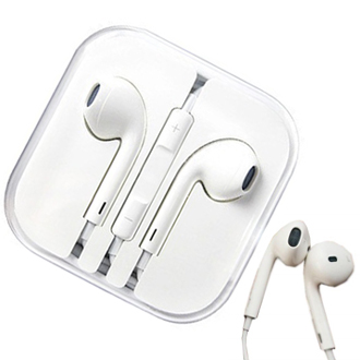 Fone de Ouvido para iPhone