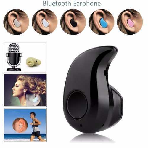 Mini Fone De Ouvido  Sem Fio Bluetooth Micro Menor
