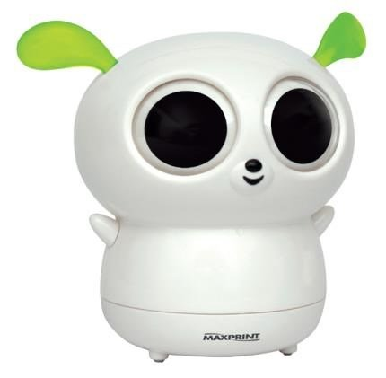 Caixa de Som Maxprint Lemure 609137 Com 2w Rms, Para Dispositivos Com Entrada P2 3.5mm