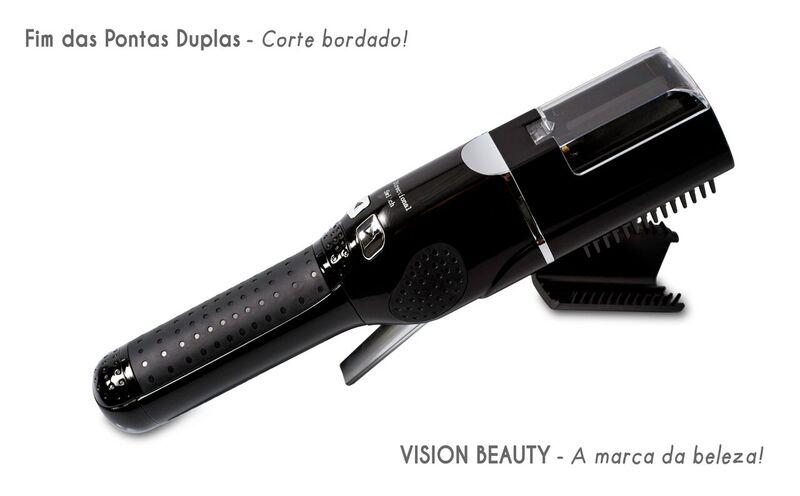 Reparador das Pontas Duplas Corte Bordado Preto By Sabrina Sato – Vision Beauty