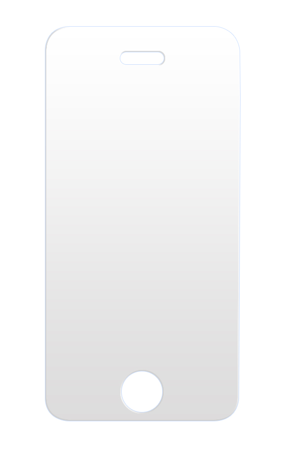 Pelicula De Vidro Temperado Iphone 5 5G 5S 5C