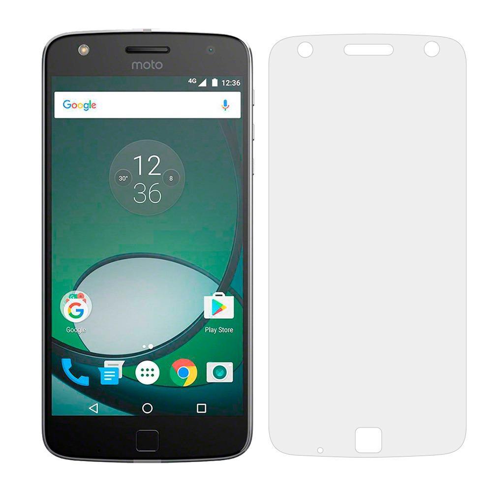 Pelicula de Gel para Motorola Moto Z Play