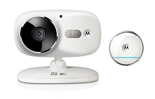 Câmera Motorola Focus 86 WiFi Compatível Com Smartphone