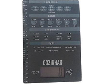 Balança de cozinha 8kg