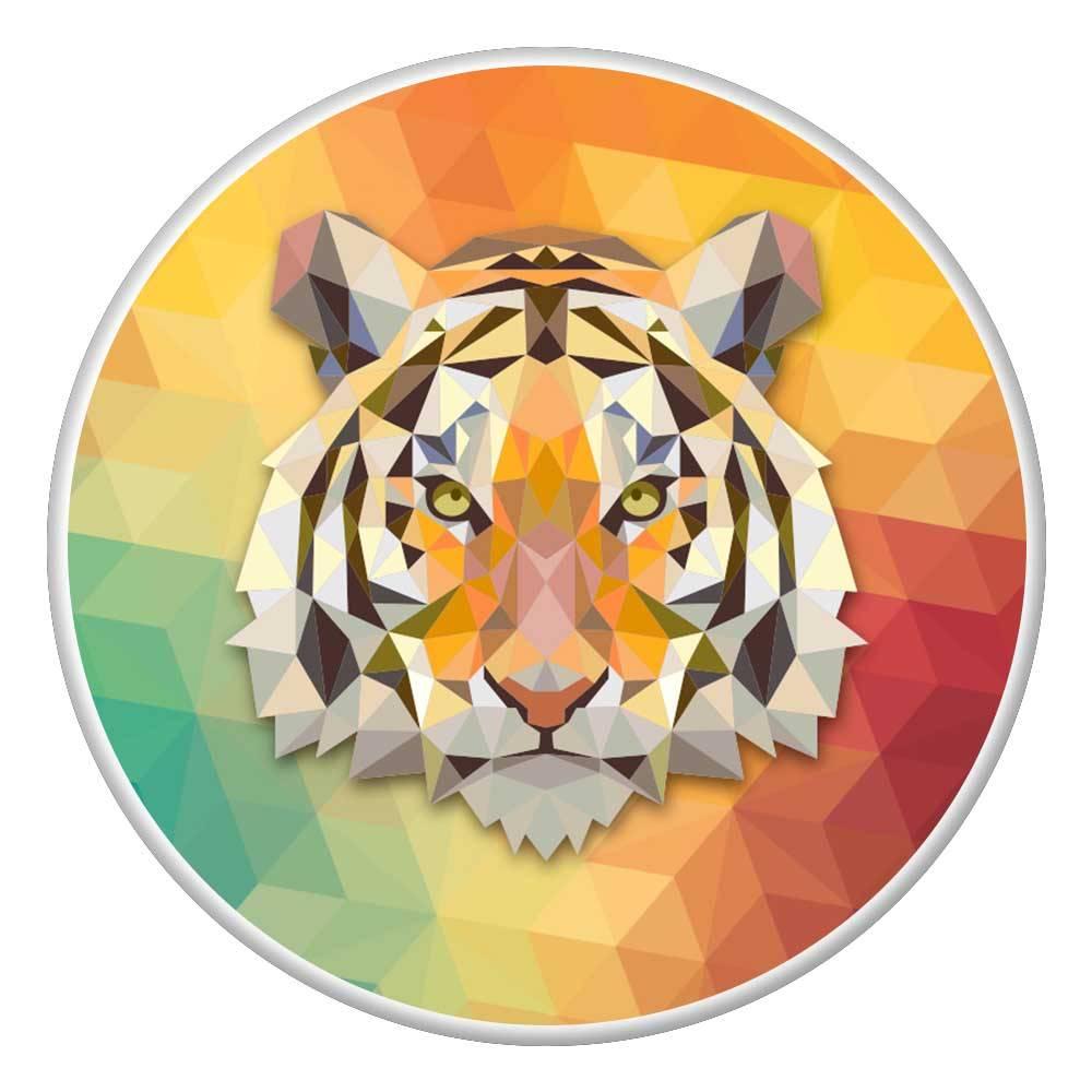 Popsockets Personalizado Suporte para Celular Tigre