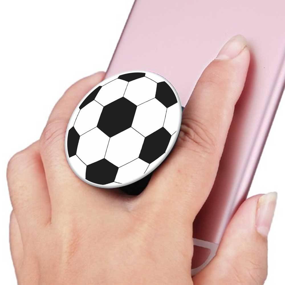 Popsockets Personalizado Suporte para Celular Bola de Futebol