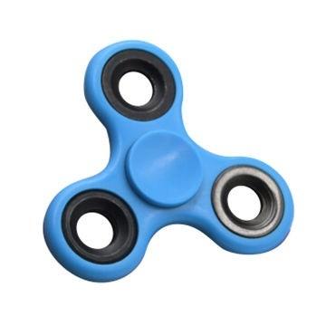 Fidget Hand Spinner Com Inmetro Azul
