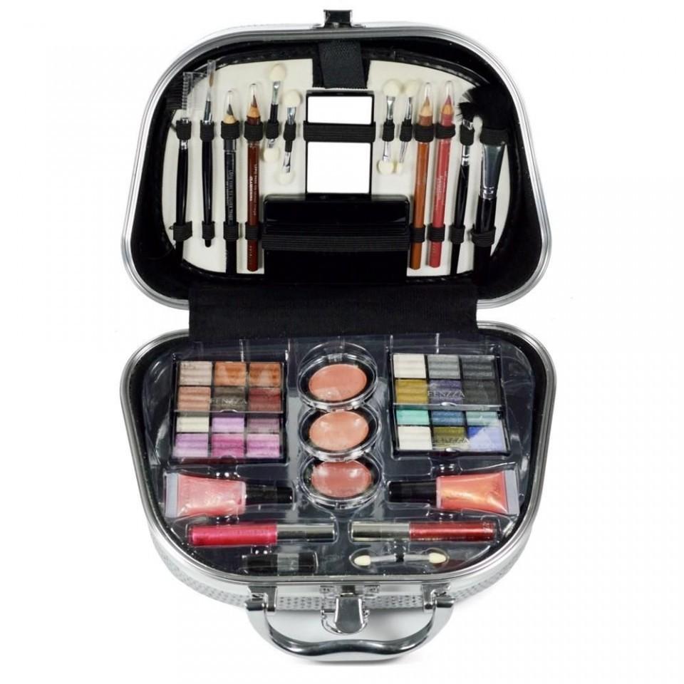 Maleta de Maquiagem Completa Glamourosa Fenzza - HZP928