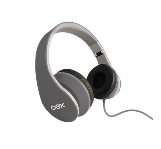 Headphone Sense HP100 Chumbo - OEX