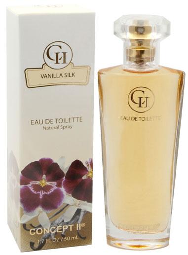 Perfume  Baunilha EDT 50 ML Concept II