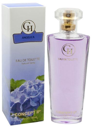 Perfume Angélica EDT 50 ML Concept II
