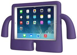 Capa Case Iguy Tablet Apple Ipad Mini 1 2 3 4 Shock Roxo