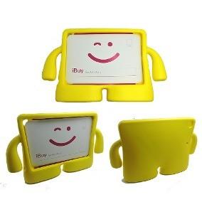 Capa Case Iguy Tablet Apple Ipad Mini 1 2 3 4 Shock Amarelo