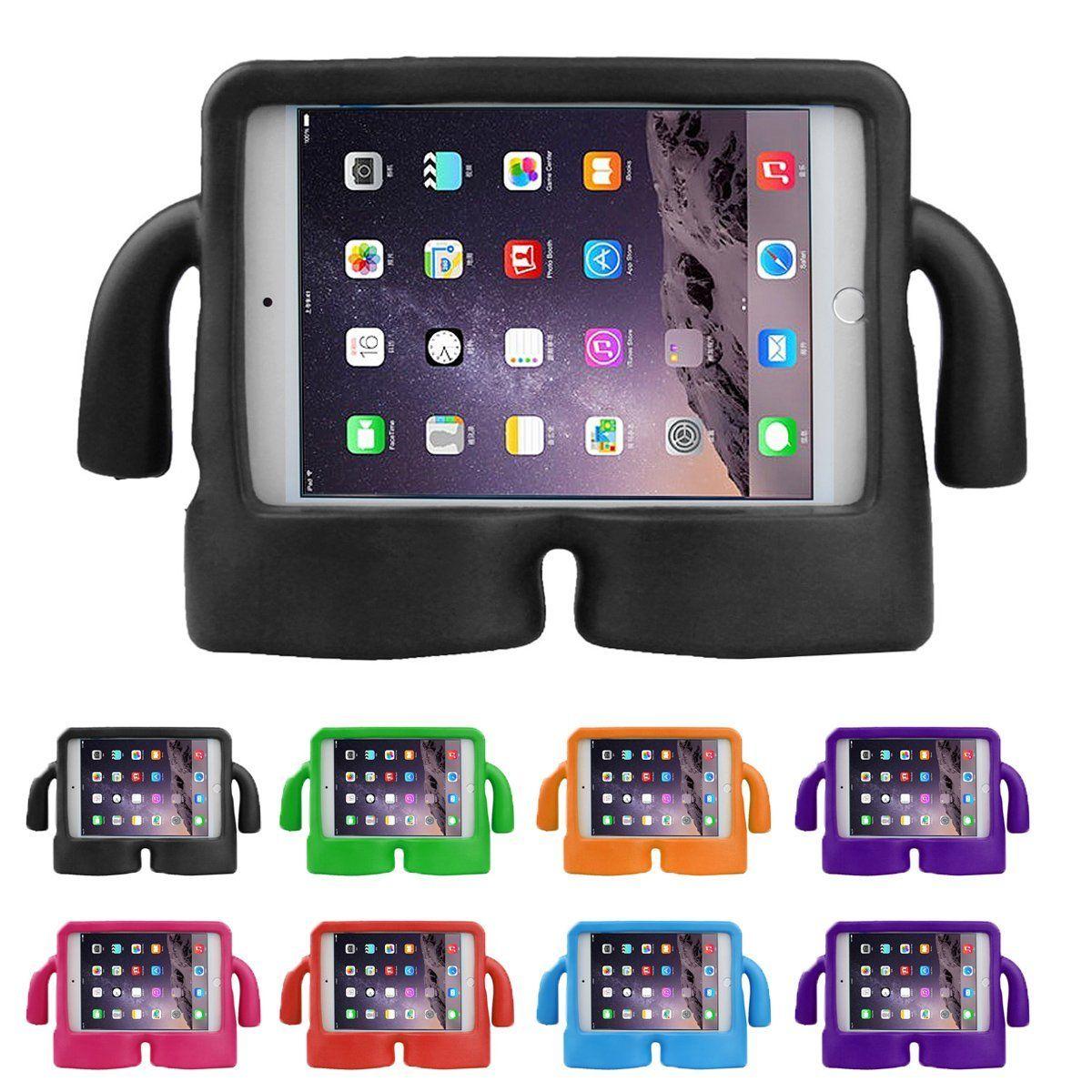 Capa Case Iguy Tablet Apple Ipad Mini 1 2 3 4 Shock Preto