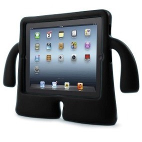 Capa Case Iguy Tablet Apple Ipad Mini 2/3/4 Shock Preto