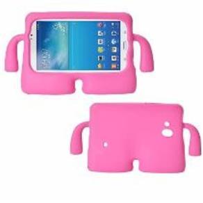 Capa Case Iguy Tablet Rosa T110/T211/T210/TAB3 LITE/P3100/T111/T230/TAB 3 KIDS/T231/TAB3 7.0/P3110/P3200/T1/A7