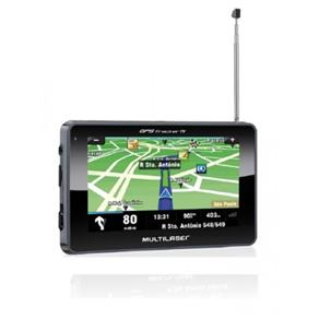 Gps Multilaser Tracker III Com Tv Gp034
