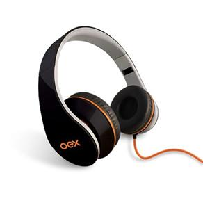 Headphone Sense HP100 Preto - OEX 1018865