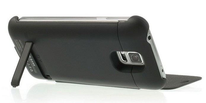 Capa Carregadora Samsung S6 e S6 Edge Preta Gbmax