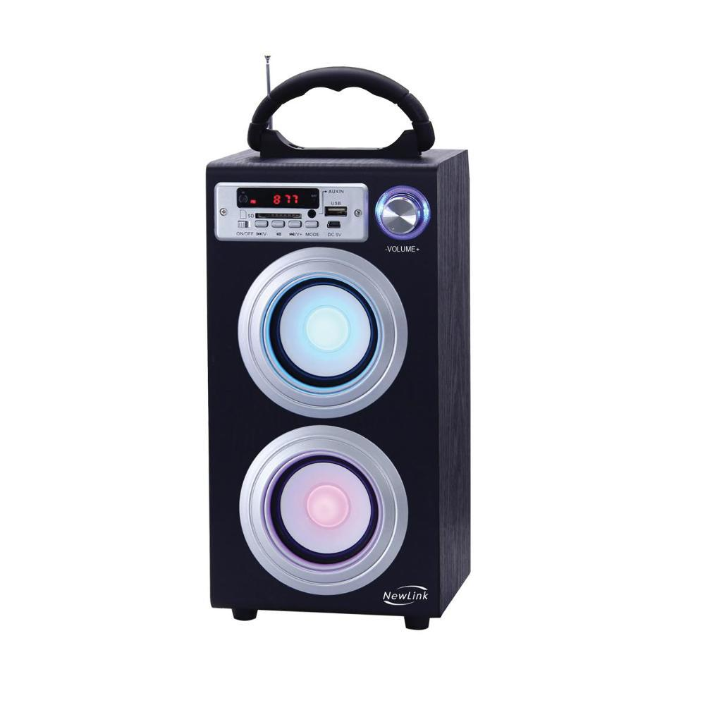 Torre Bluetooth SP106 30W Rádio FM Newlink