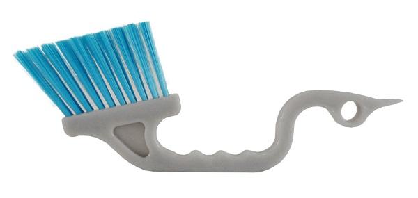 Escova para Limpeza de Difícil Acesso Gedex ECO-615
