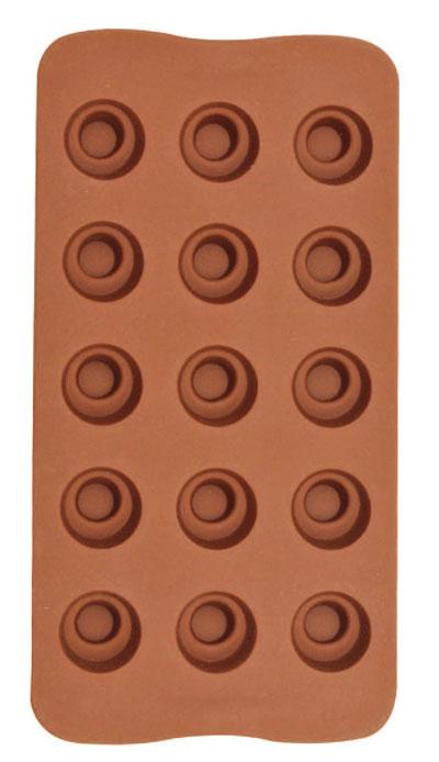 Forma De Silicone Para Chocolate Tradicional Eco-555