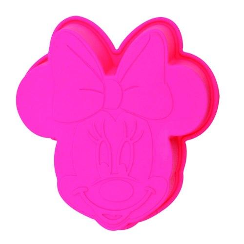 Forma De Bolo Em Silicone Do Minnie Mouse Y-750