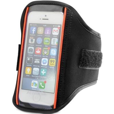 Braçadeira Para Celular Atrio Em Neoprene para Iphone 4 e 5
