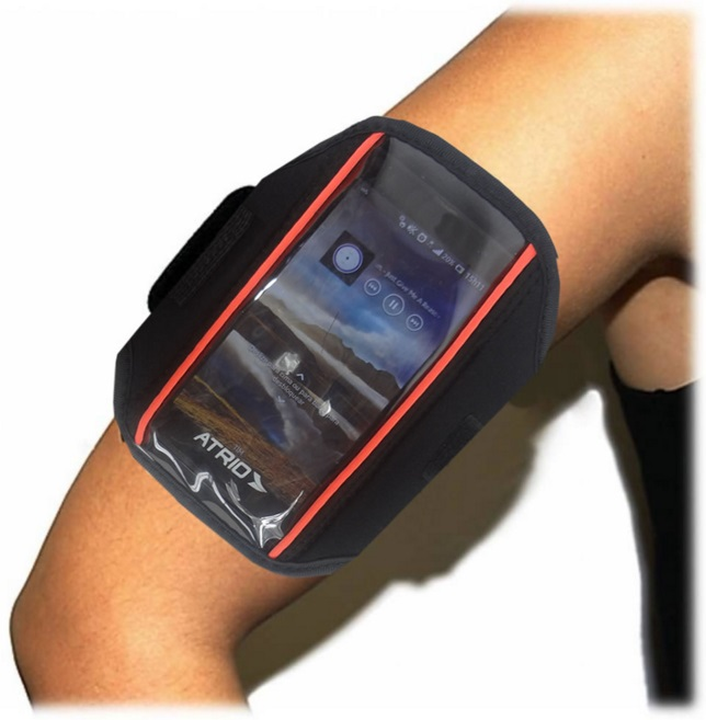 Braçadeira Para Smartphone Neoprene Es046 Átrio