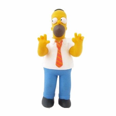 Boneco Os Simpsons Display com 24 Peças Multikids BR361