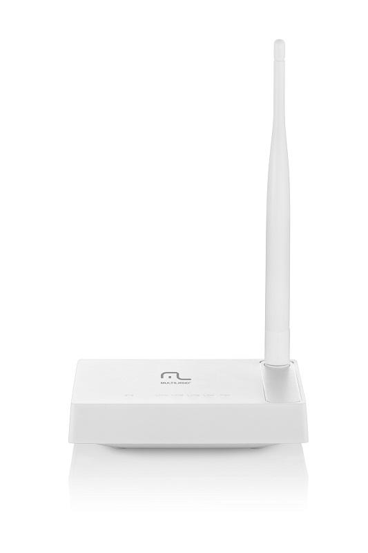 Roteador 150mbps 1 Antena 4portas Lan Multilaser Re057
