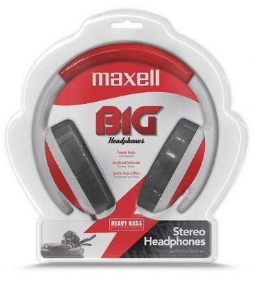 Audífonos estéreo Maxell Big 550
