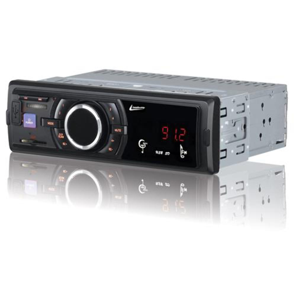 Som Automotivo Leadership Black Bird com Rádio FM, Entrada USB, SD - 5980