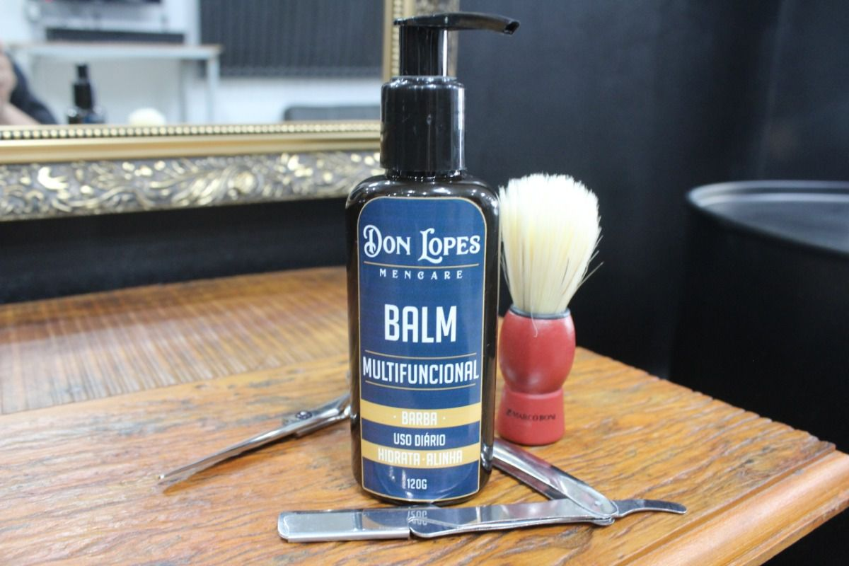 Balm para Barba Don Lopes