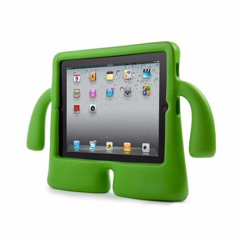 Capa Case Iguy Tablet Apple Ipad 2/3/4 Shock Verde