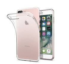 CAPA TPU CASCA DE OVO TRANSPARENTE iphone 7g Plus