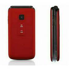 Celular Flip Vita Dual Chip MP3 Vermelho - P9021