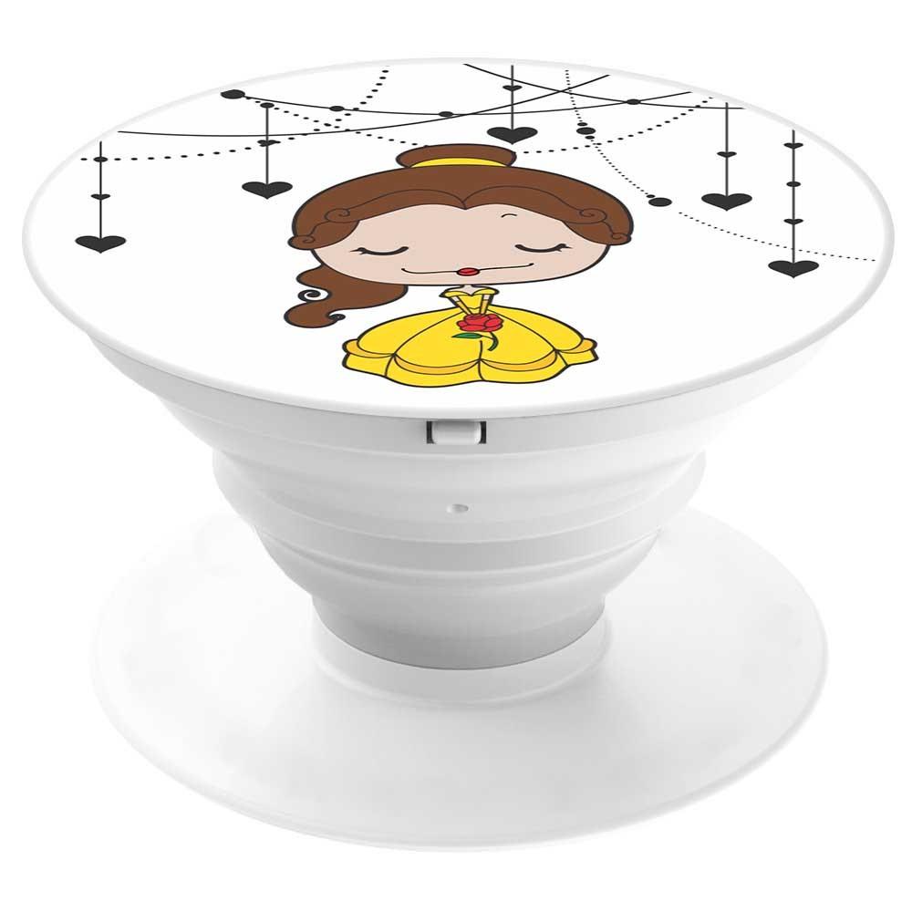Popsockets Personalizado Suporte para Celular Princesa Bela - PS10