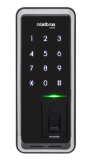 Fechadura Digital Fr220 - (acesso Por Biométrica+prox+senha)