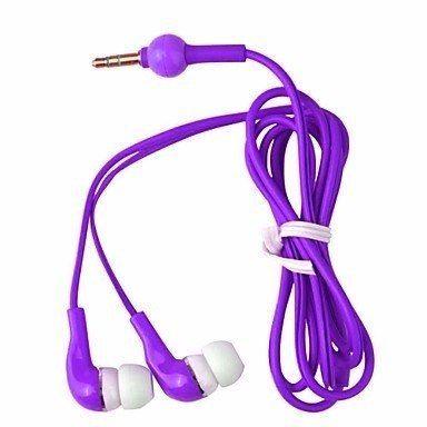 Fone de Ouvido Auricular Earphone Gbmax BN-960 Roxo
