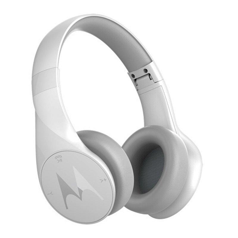 Fone de Ouvido Bluetooth Motorola Pulse Escape Touch - Branco