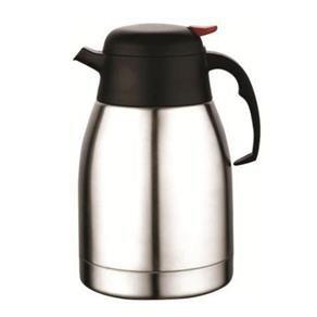 Garrafa Térmica Casambiente 1 litro TER031 Inox + Moedor De Brinde