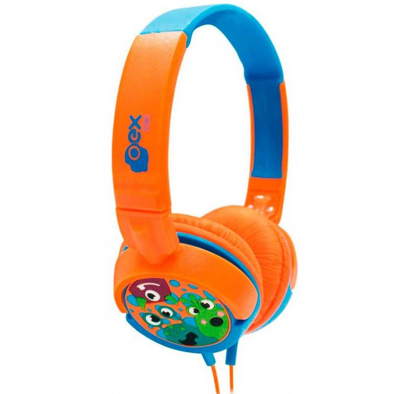 Headphone Para Crianças Oex Boo Hp-301