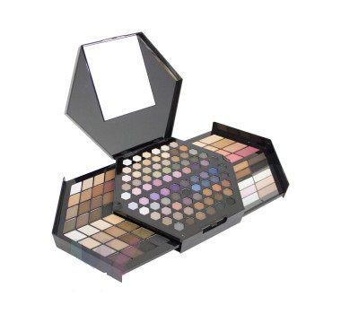 Kit de Maquiagem Honeycomb Luisance L6027
