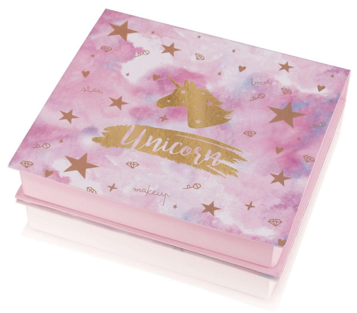 Kit Maquiagem Magia Do Unicórnio - Mahav