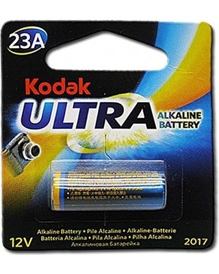 Kodak Ultra 1.5V N (LR1) Alkaline Battery Exp 2021