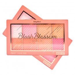 PALETA DE BLUSH BLOSSOM RUBY ROSE HB-6112