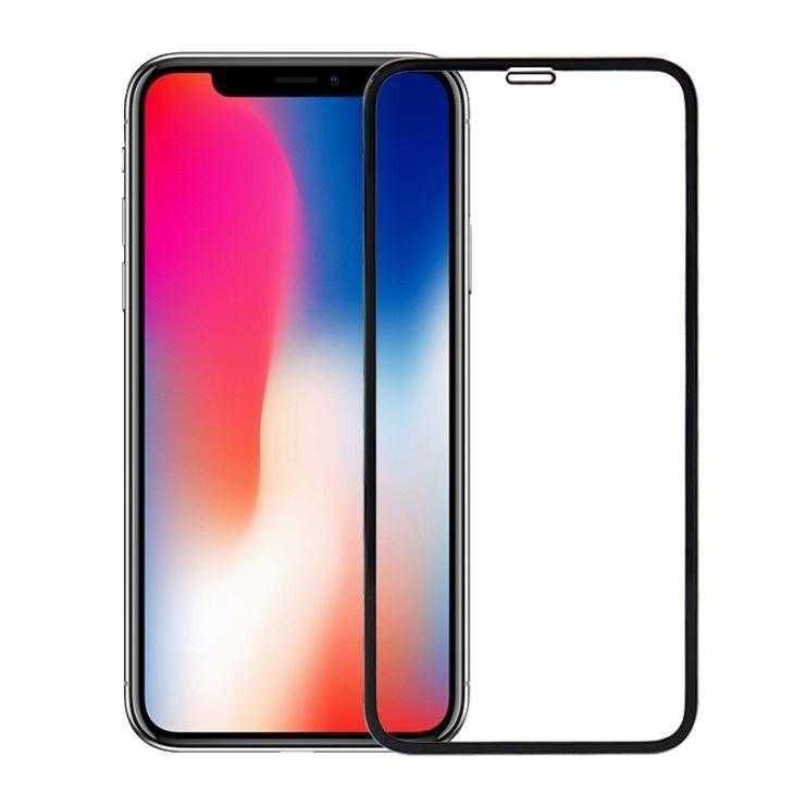 Película 3d iPhone X 10 Full Tela Inteira Borda