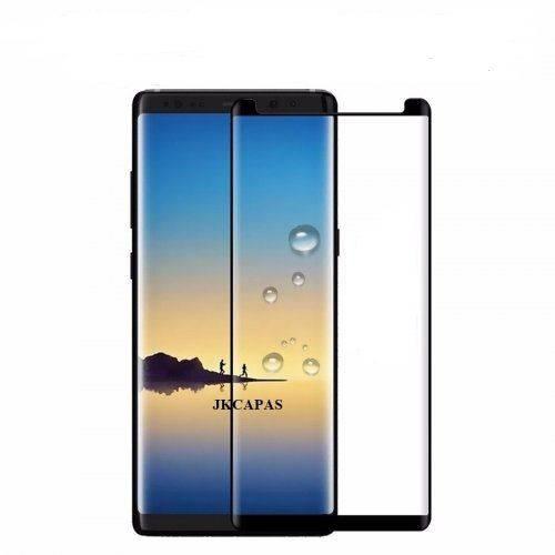 Película de Vidro Temperado 3D Curvada Para Samsung Note 9